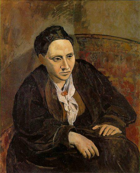 Gertrude Stein viết về Picasso | Gertrude Stein on Picasso – GertrudeStein