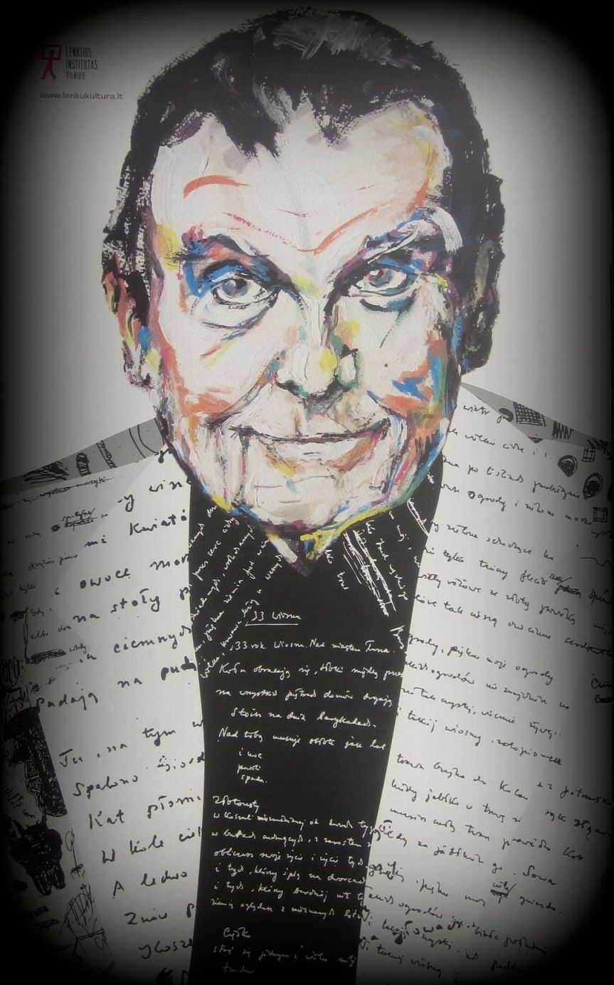 Milosz poster