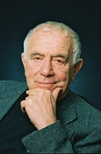 Yehuda Amichai photo by Dan Porges