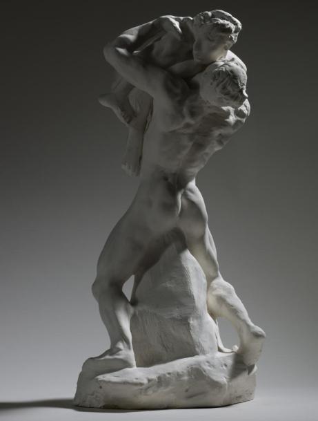 Couple_detail_Rodin