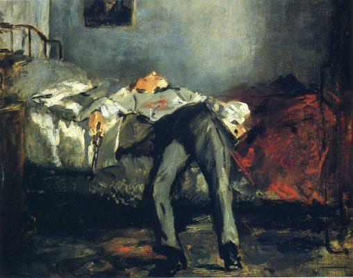 Tự Sát | El Suicida – Enrique AndersonImbert