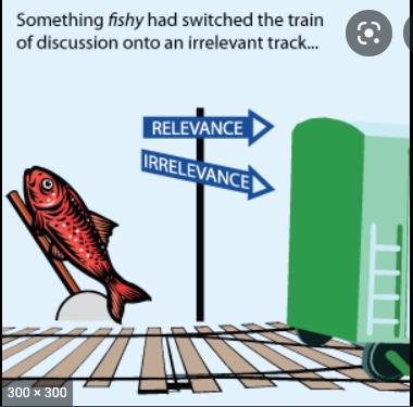 Ngụy Biện Cá Trích Đỏ | Red Herring Fallacy – Phan QuỳnhTrâm